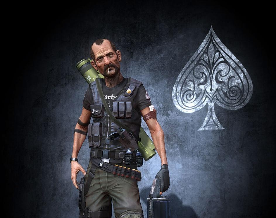 Ace of Spadesby Gabor Kis-Juhasz