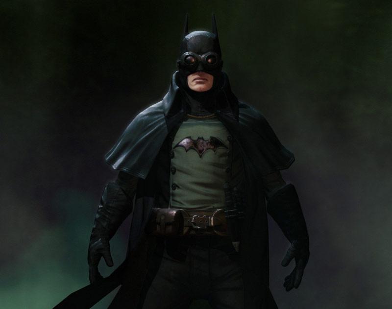 Gotham By Gaslightby Marc Tan