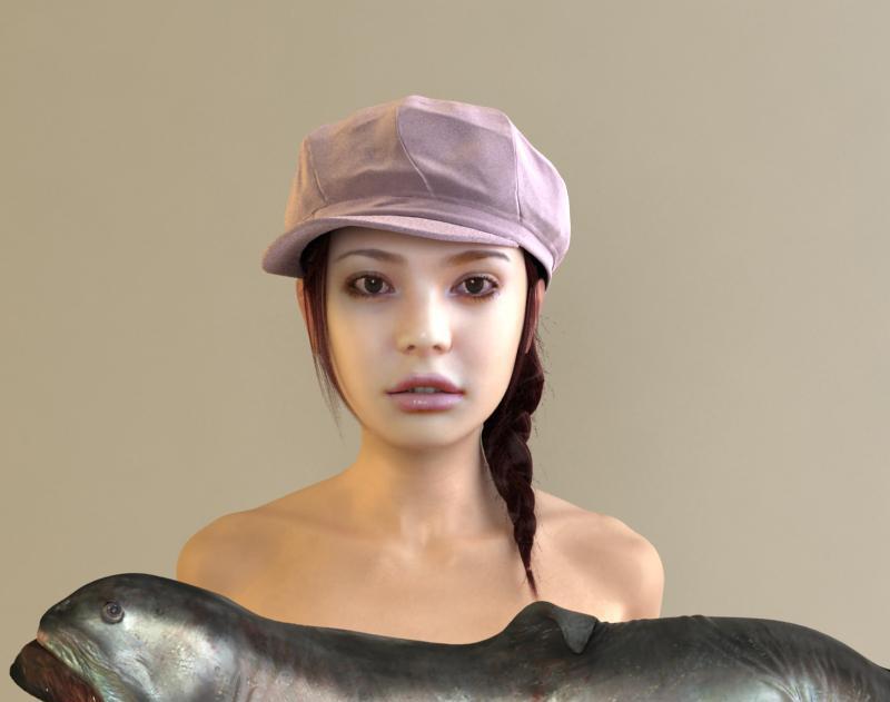 rare sharkby Toru Murano