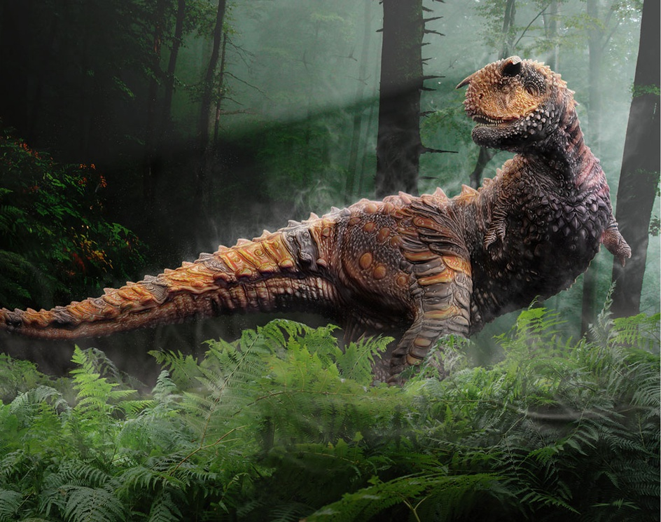 'Carnotaurus Sastrei'by AIRz