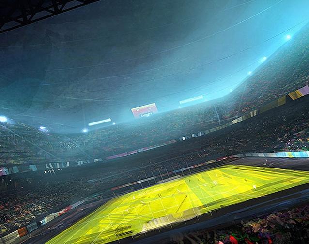 'Pitch'by Jesse van Dijk