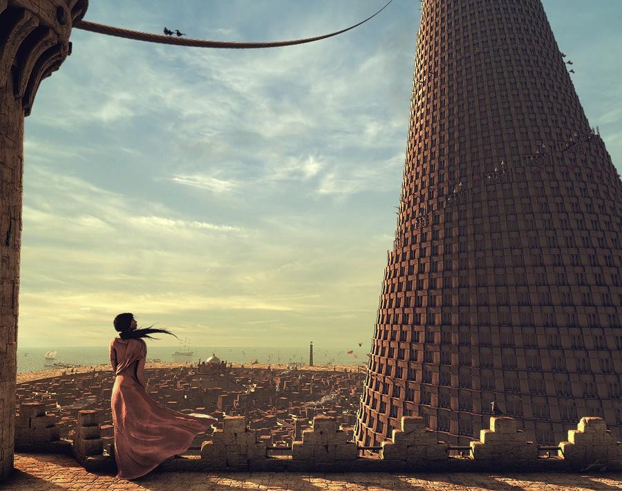 'Reaching Out'by Soenke Maeter