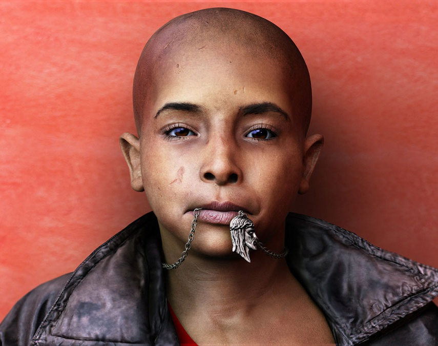 'Kid'by Rakesh Sandhu