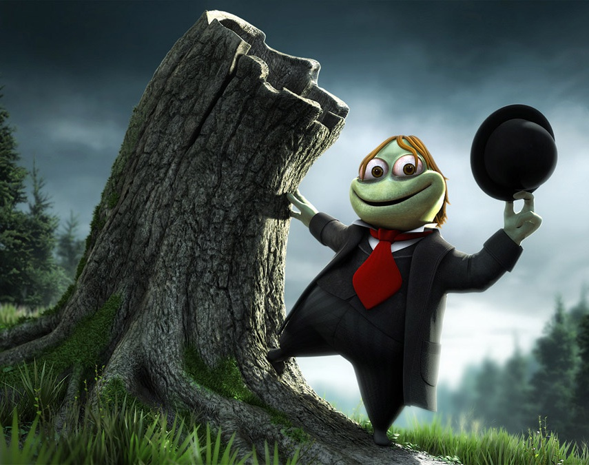 Mr. Froggyby DarkoV