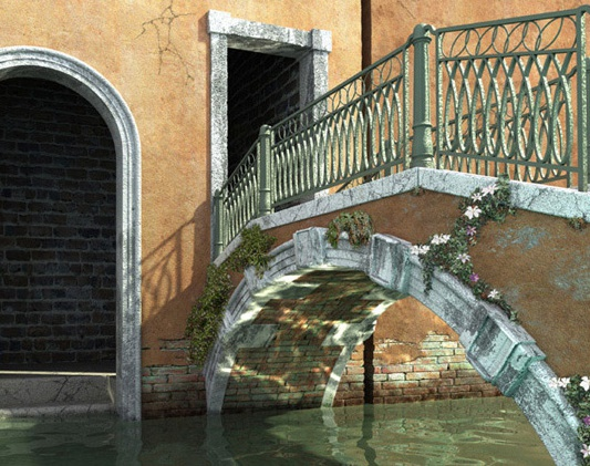 Venetian Afternoonby Tim Jones
