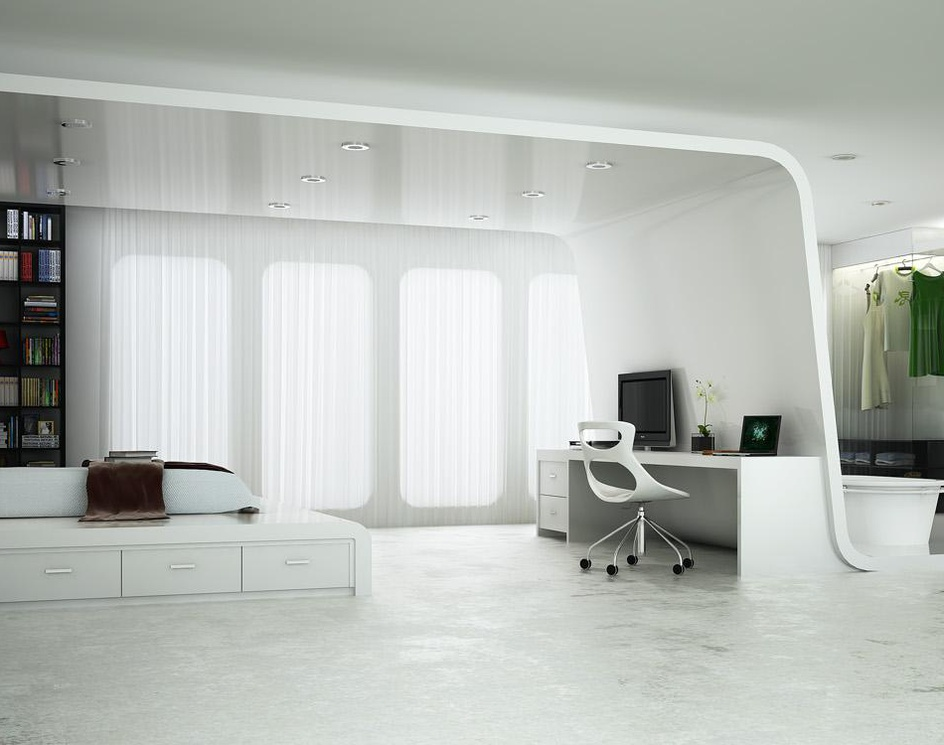 bedroomby chen qingfeng