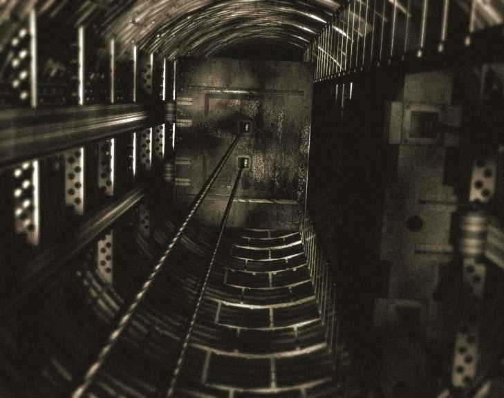 Subterrain liftby Tom Greenway