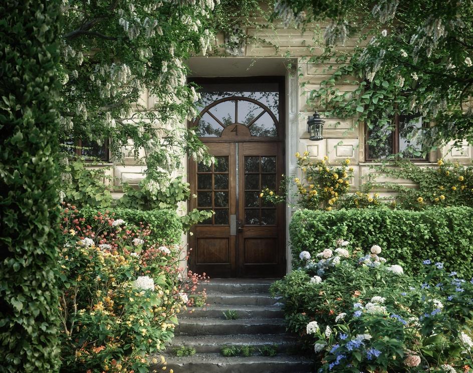 Garden Houseby Nic Nguyen
