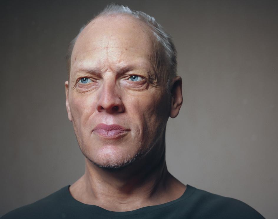 David Gilmourby Hadi Karimi