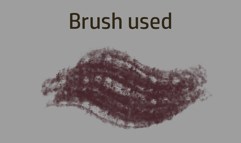 digital brush