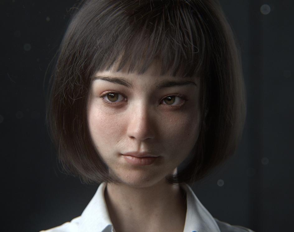 Girlby Hirokazu Yokohara