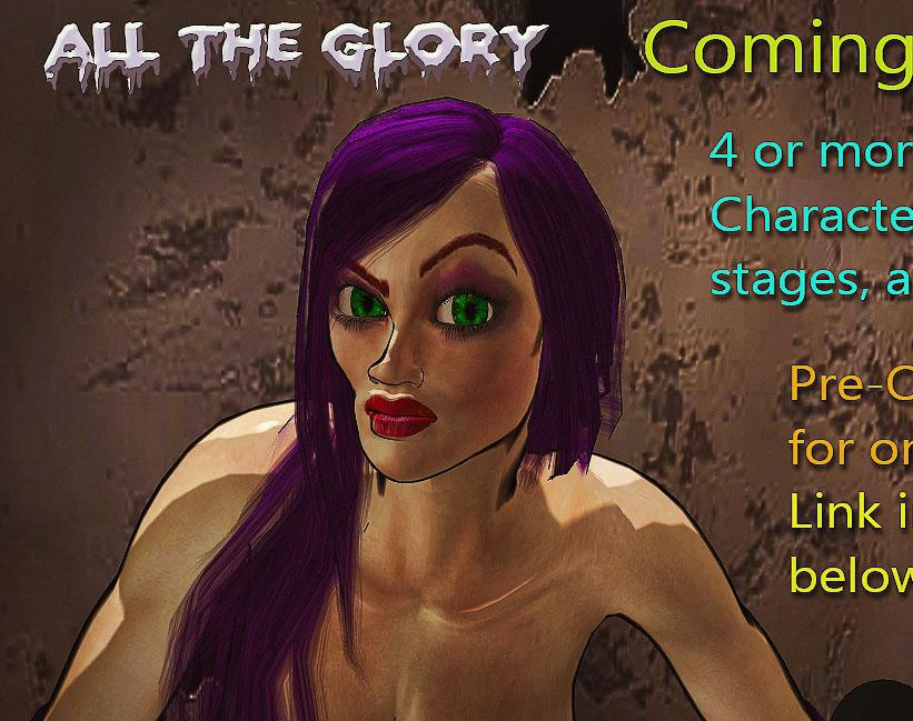 Game: All The Glory (Coming soon) Pre-Order Todayby newhere