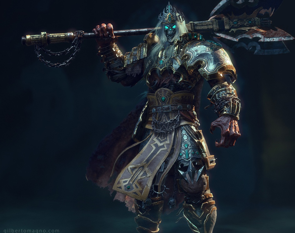 Leoric - Real Timeby gmagno