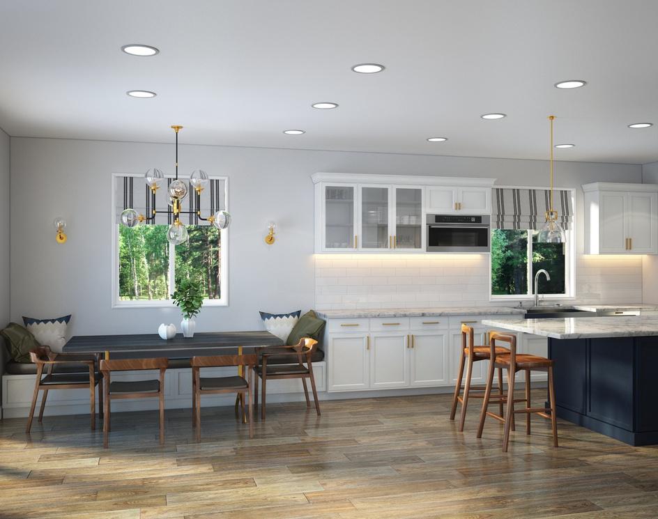 Grange kitchenby Archviz.Studio