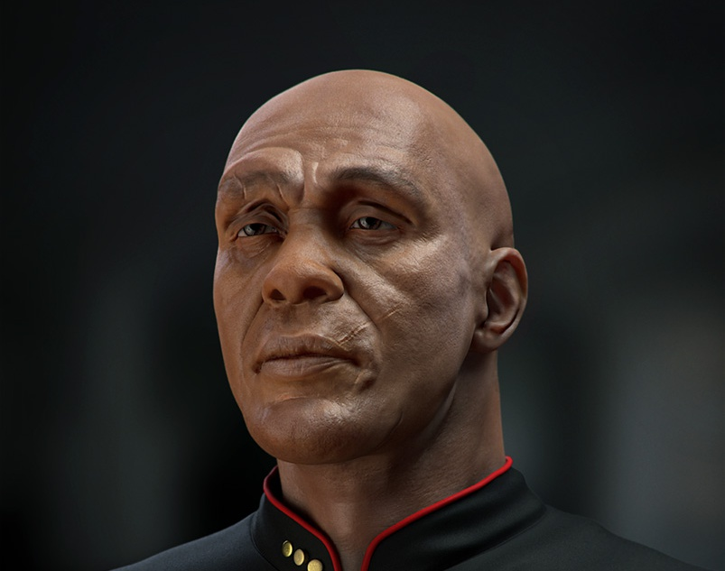 Starfleet Officerby grapix