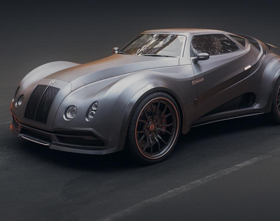 Car Designby Gregg Hartley