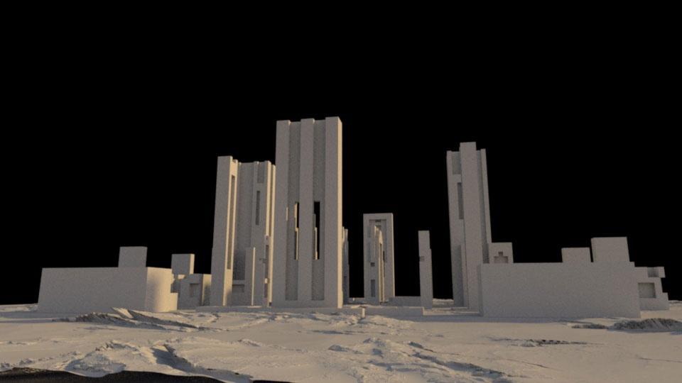 building, landscape
