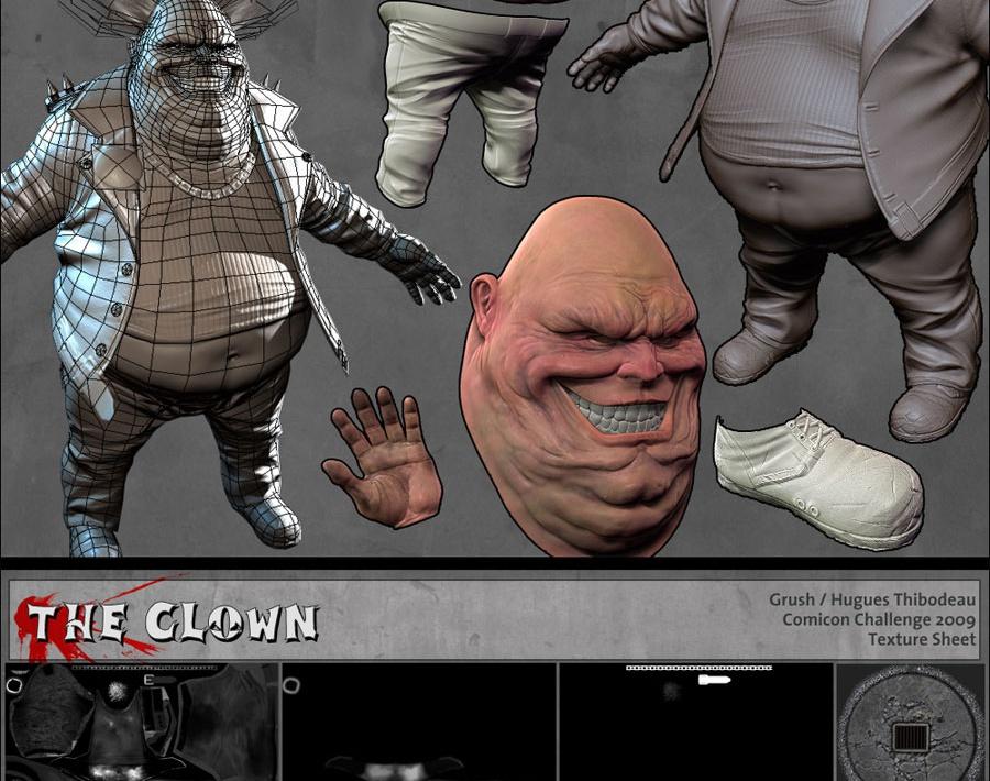 The Clownby Grush