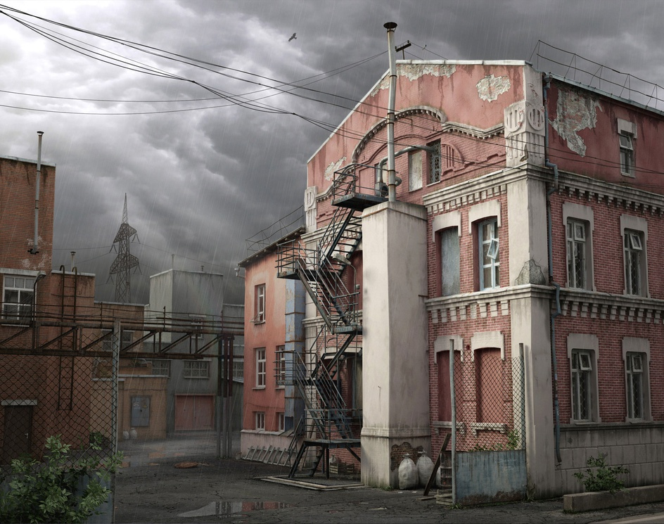 'Storm Factory'by GTsw