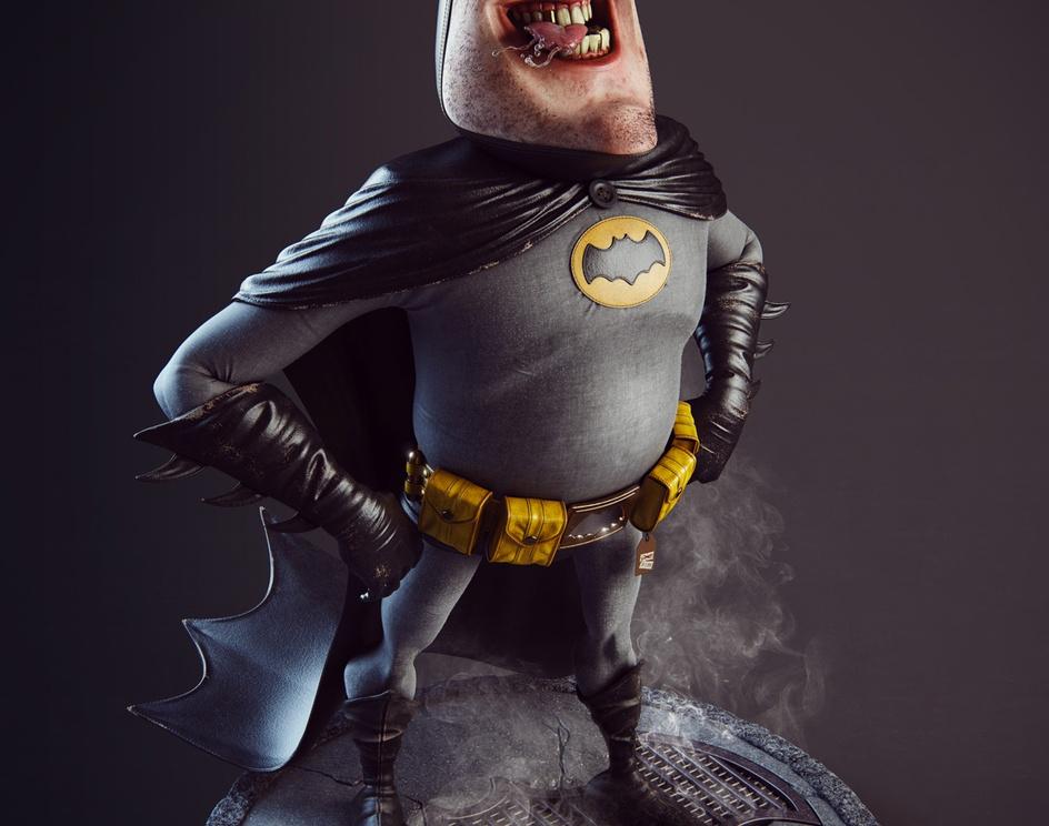 Batmanby gugroppo