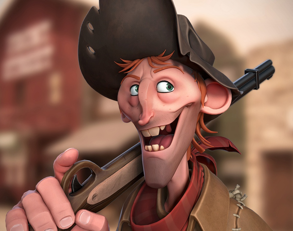 Cowboyby Guillaume Mahieu