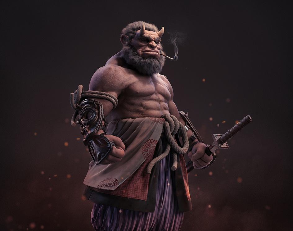 Dark Swordsmanby gustavorios2