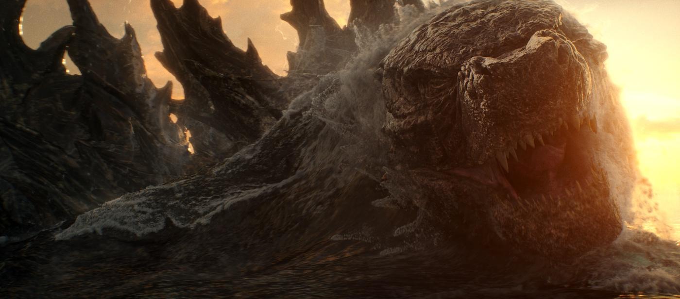 kaiju monster design godzilla film cinematography chained monster film