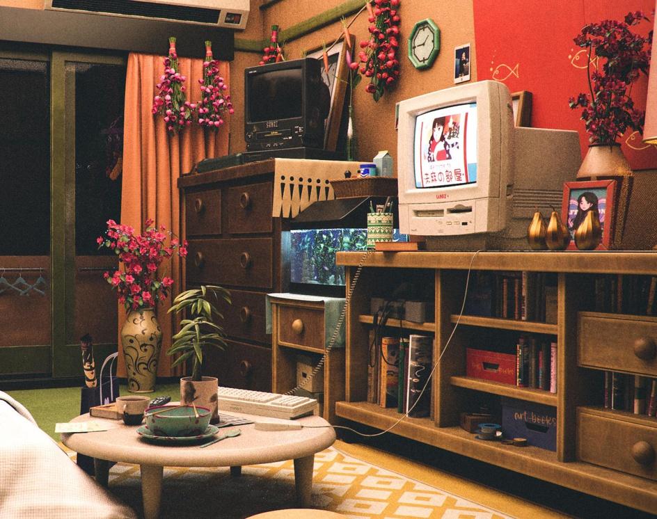 MIMA'S ROOM HALLby Sushil Suryavanshi