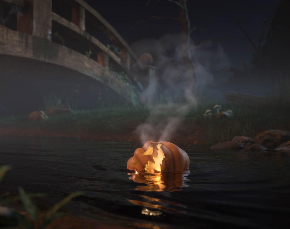 Halloween failby igorvfx