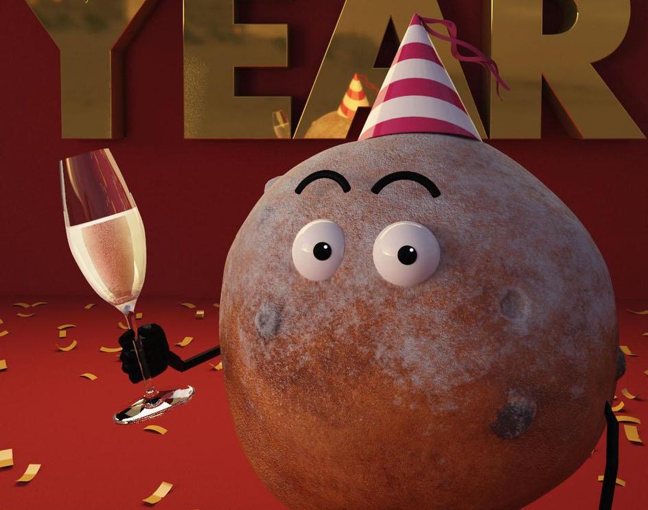 Happy new yearby Migilo DiPilo