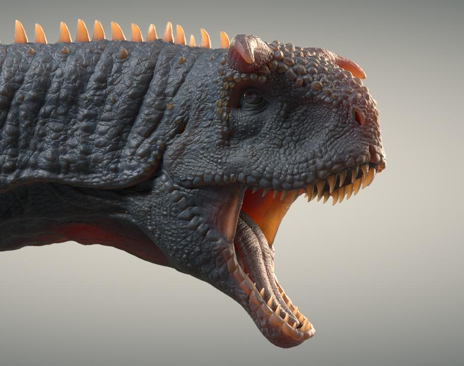 carnotaurusby Kylian Zannettacci