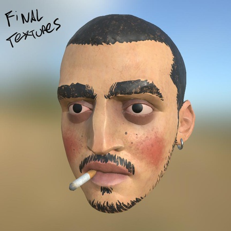 base layer model colour skin tone final textures