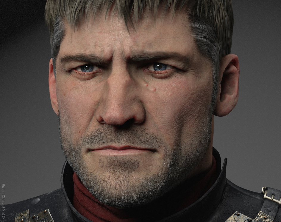 Jaime Lannisterby Eslam Zidan