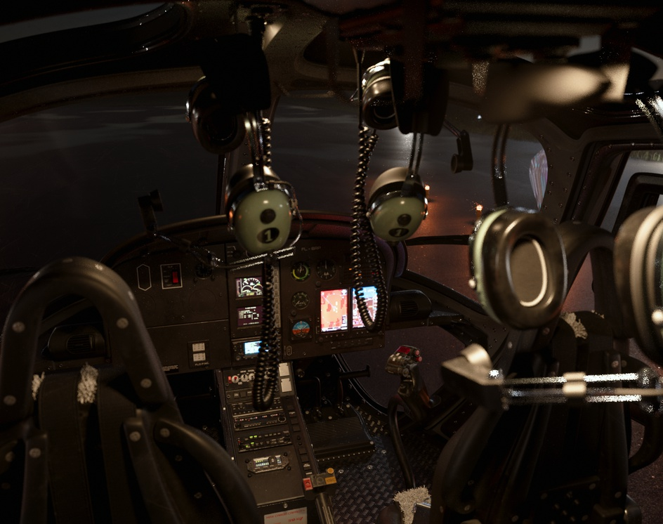 AS350by Bruno Rantin Po