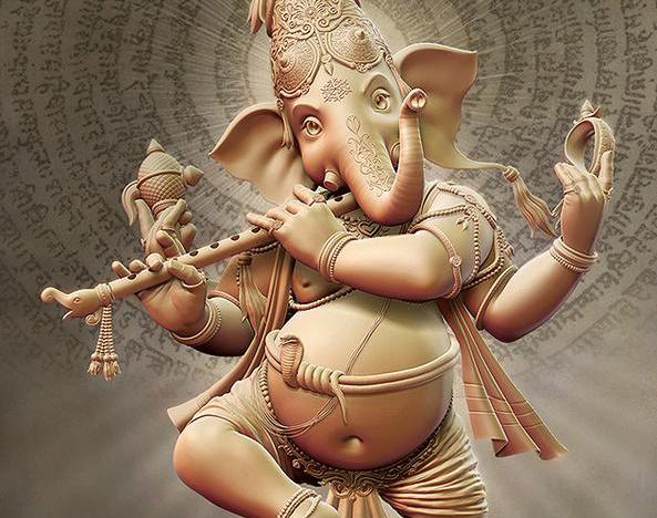 Ganesha - God of Wisdomby hemant_dangare
