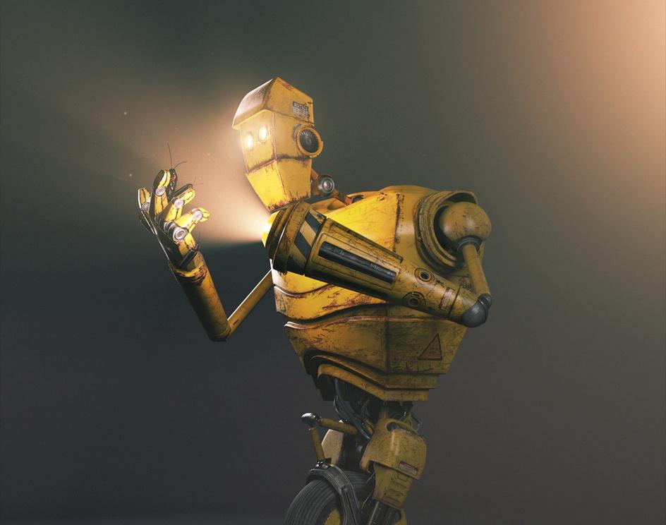 Mechanical lifeby herner
