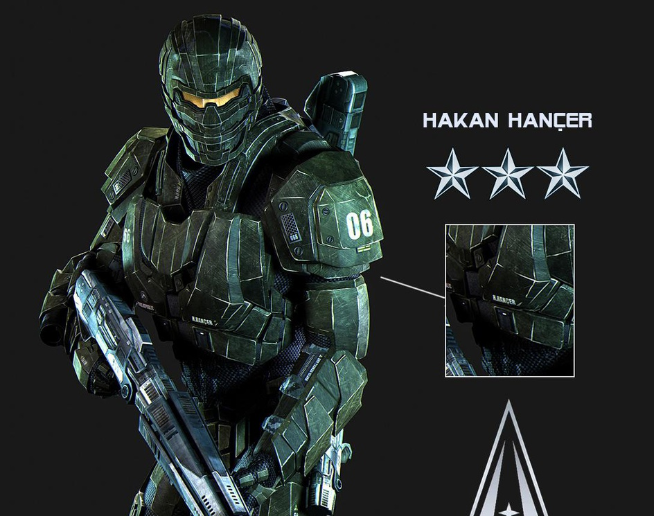 HOPE - The Future of Warfare (2030)by Master Chief