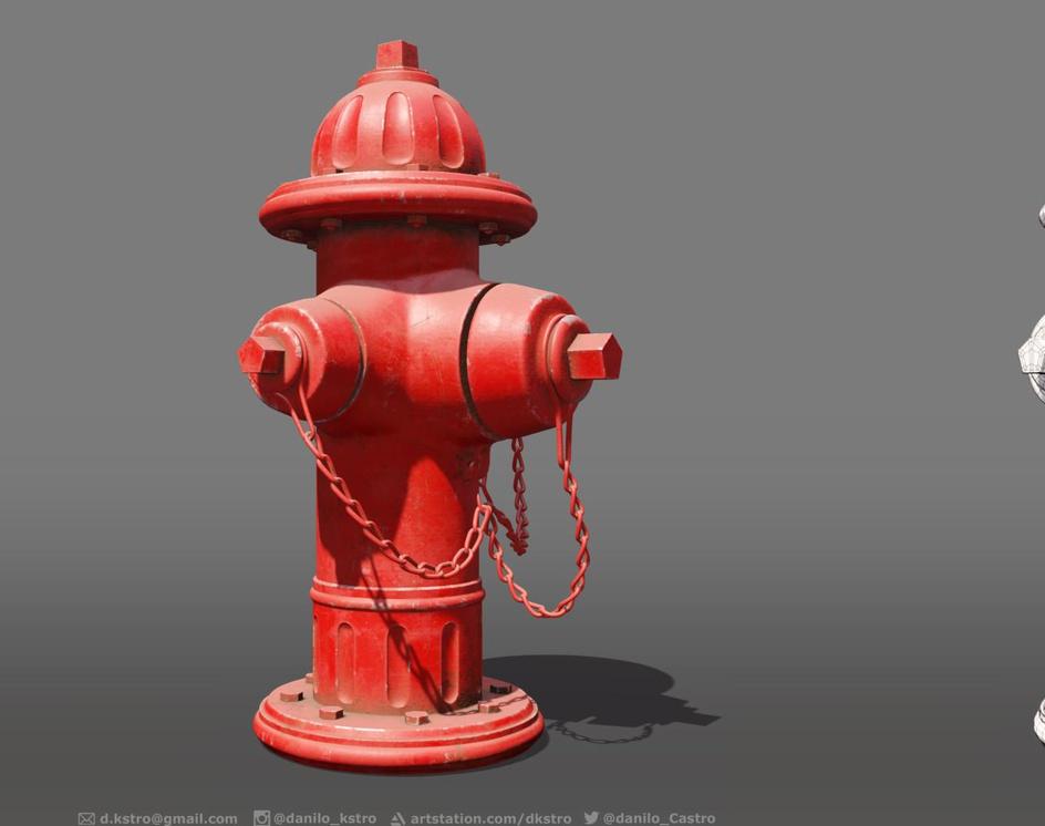 Hydrantby Danilo Castro