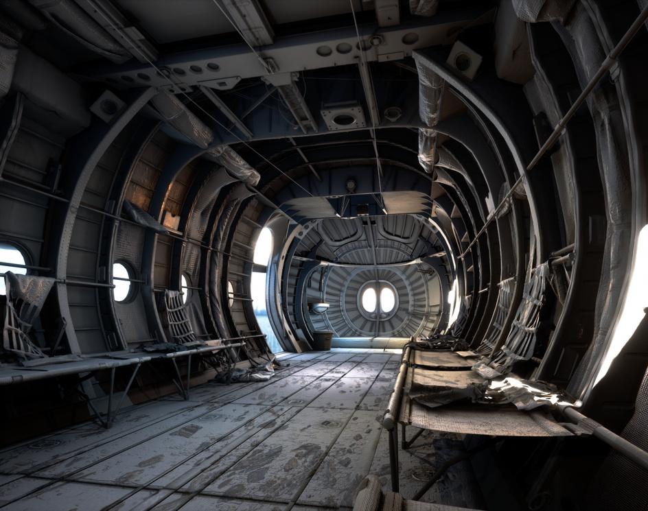 Nord Noratlas - Think Tank Advanced Projectby Nikhil Kedige