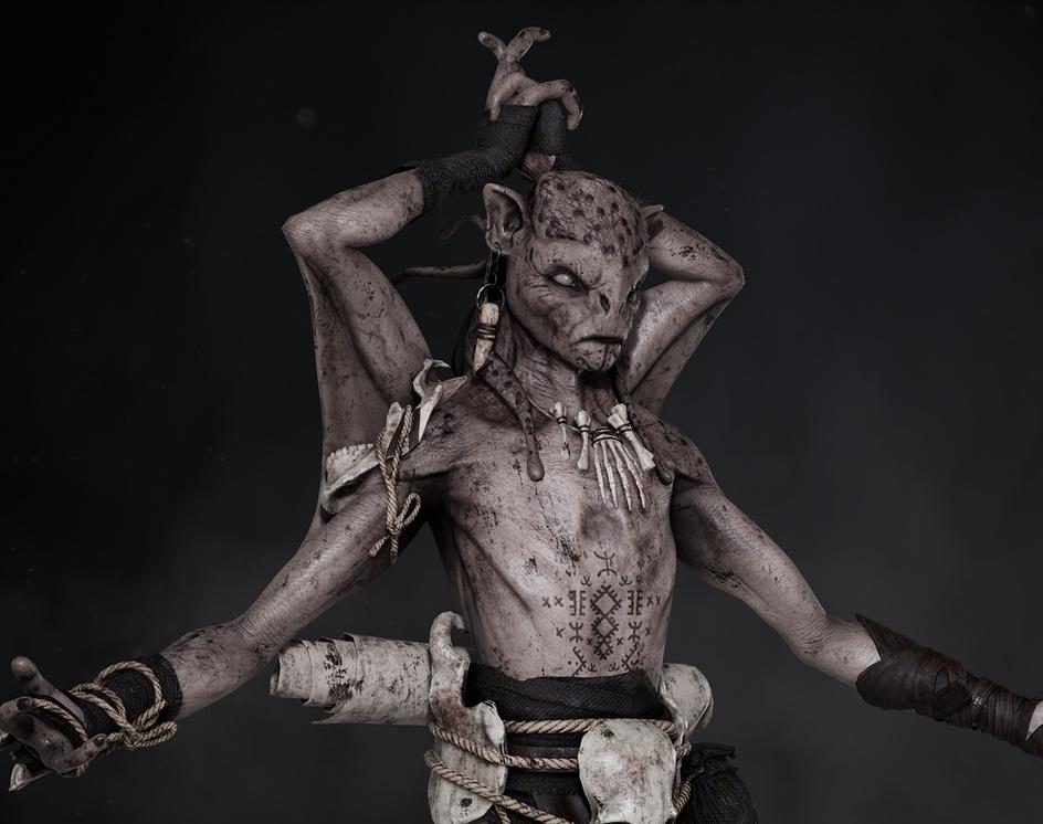 Wizard creatureby Souhayl Ben Ali