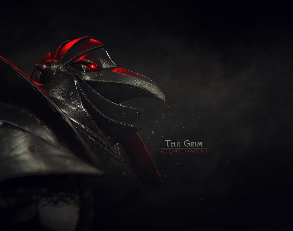 Grim Knightby Tigersfather