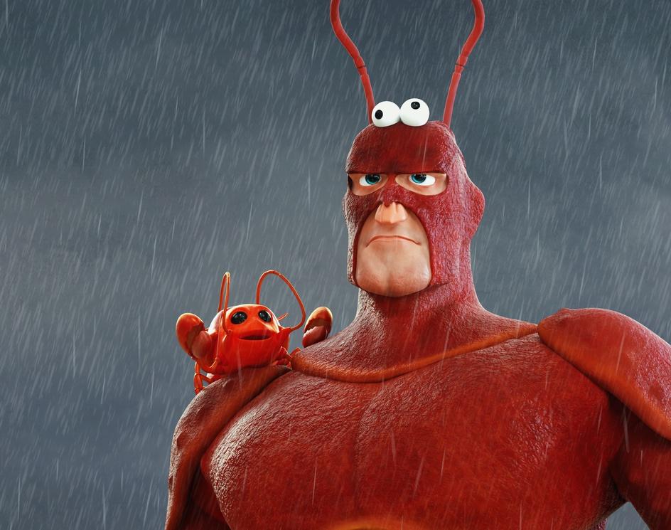 Lobster Manby Enrique Poppe