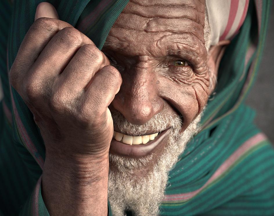 Bedouin Elfby Tomas Sackmann