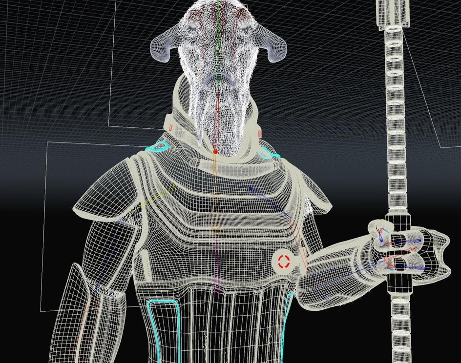 Alien Warby FabioDamico