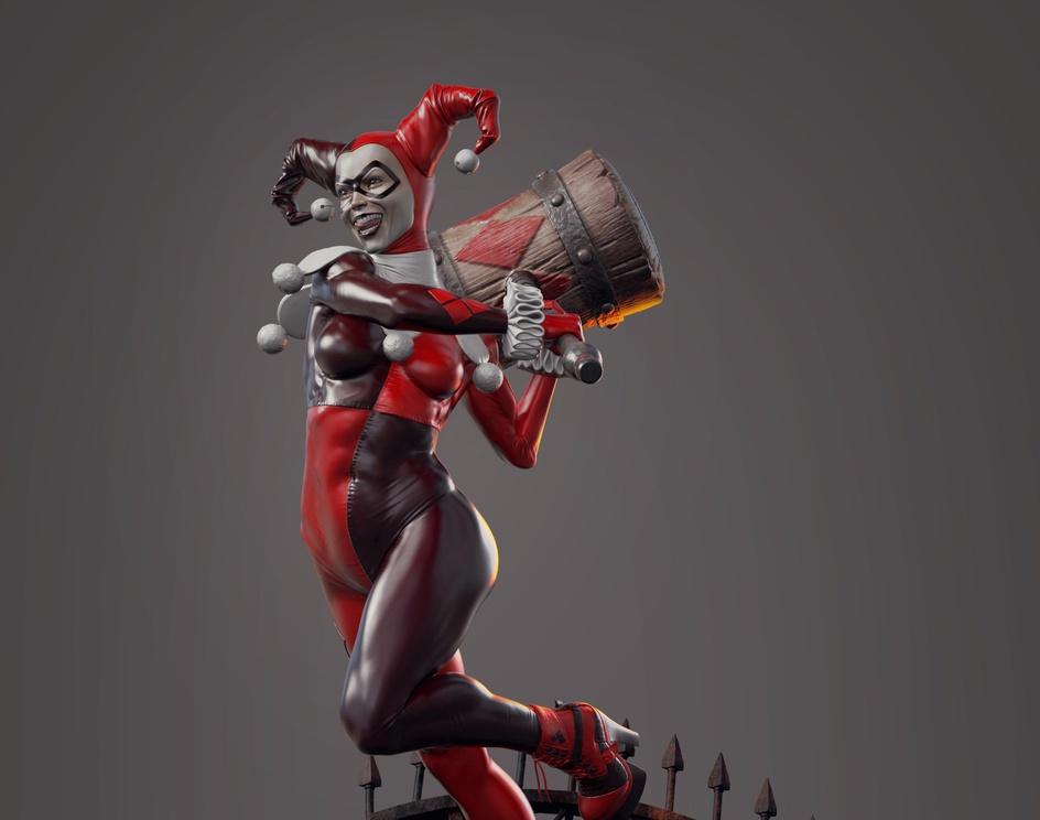 Harley Quinnby centauro44