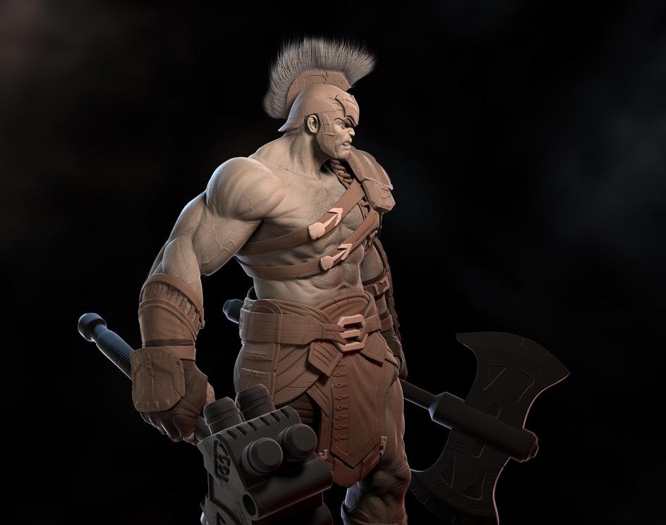 Hulk Ragnarokby S M Bonin