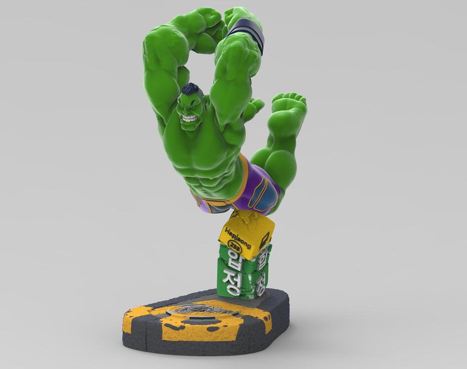 The Totally Awesome Hulkby dario maximiliano