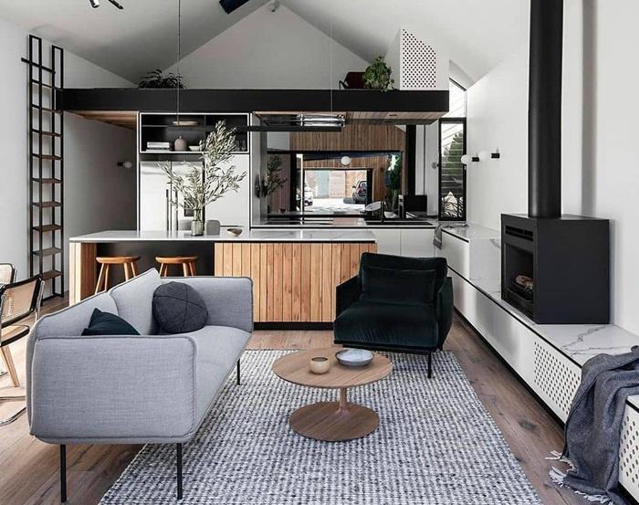 3D kitchen Interior Rendering studioby AR Studio