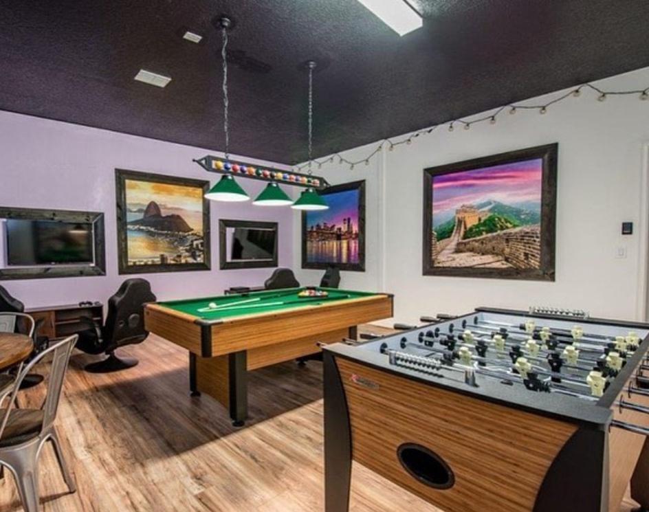 Game room 3D Interior design servicesby AR Studio