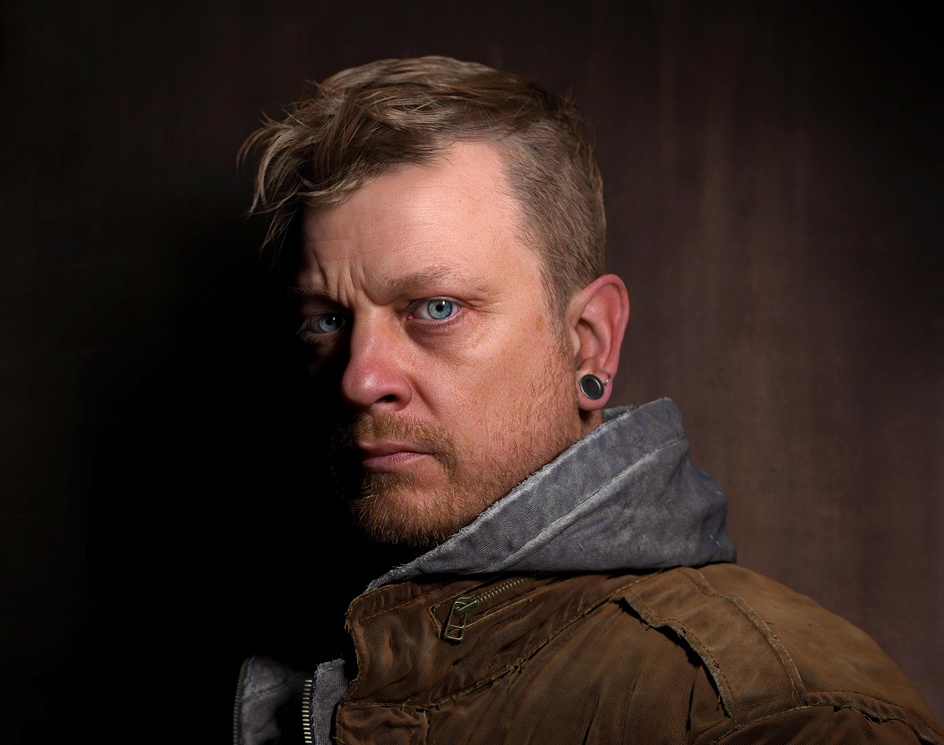Portrait of Sean Frandsenby ianspriggs